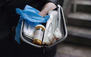 皇家骑警查出大量毒品来自中国