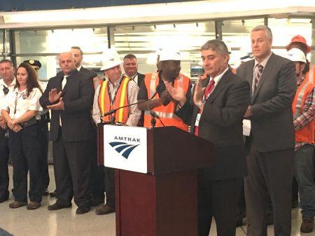 Amtrak周四(31日)宣布,9月5日将全面恢复之前暂停的运营服务。