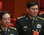 9月28日,外媒再次追問中共國防部發言人有關房峰輝、張陽的去向。(Feng Li/Getty Images)