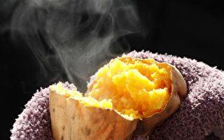 烤紅薯有多難 用1勺水做出熱乎乎香噴噴的烤紅薯