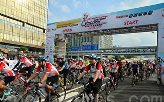 香港单车节四千九百参加者创新高