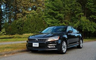 車評:成熟韻味 2017 Volkswagen Passat