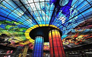 全球7個驚豔地鐵站 台高捷美麗島站入選