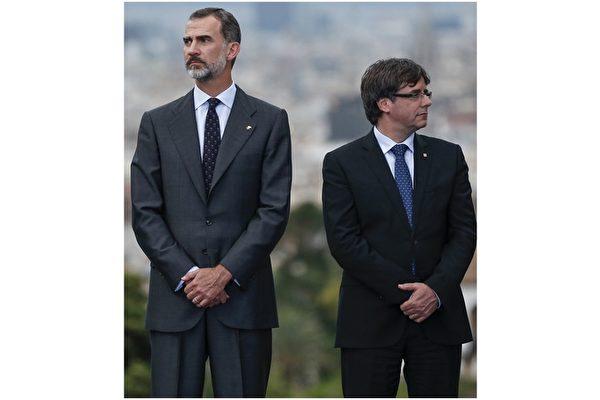 关键两日 左右加泰隆尼亚与马德里未来