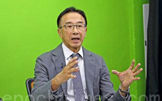 田北俊:建制派不应趁人之危 修改议事规则