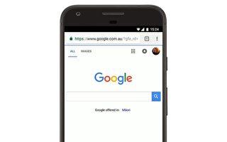 Google升级 依用户位置提供搜寻结果或地图