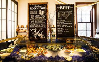 悉尼洲际酒店豪华海鲜自助餐特惠