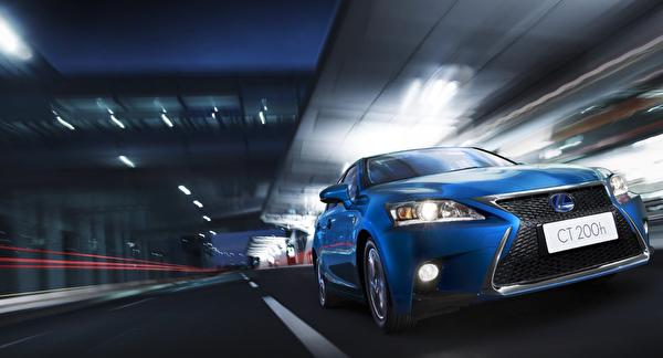 Lexus混合動力車——2018款CT200h。(Lexus提供)