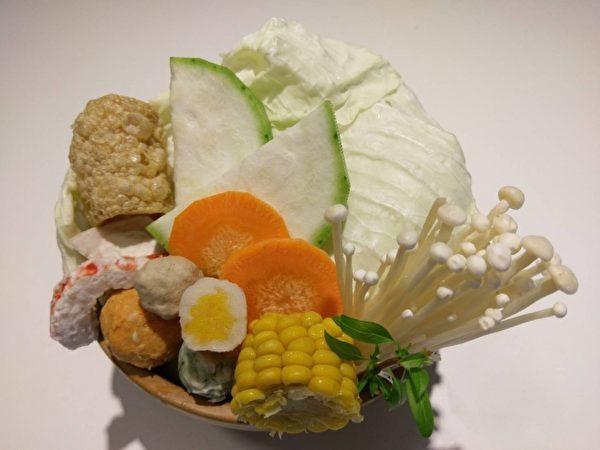 在地安全新鲜无毒食材,吃出好体态享受真健康。(养泉商行提供)