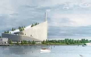 台電開放興達電廠競圖 2023年外觀完工