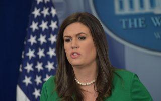 白宫:美先遣队如期赴川金会举办地筹备