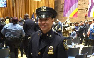 新升職華裔警探:社區執警是好事