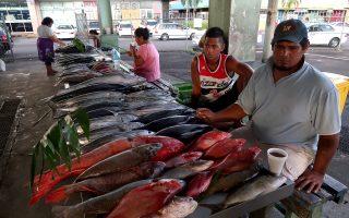 杜绝缺斤少两 纽约通过鱼类标签法