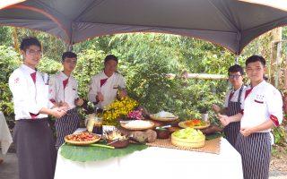 茶山瑞峰太和 休闲农业食材旅行