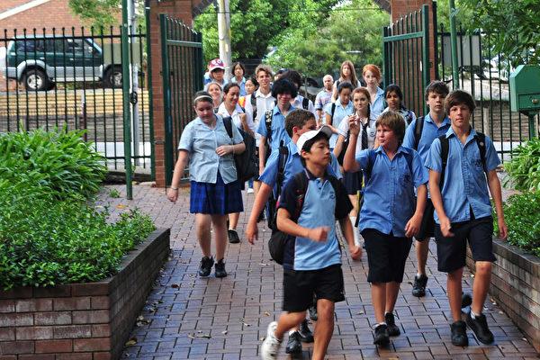 12年級高考臨近 珀斯家長為孩子補習忙