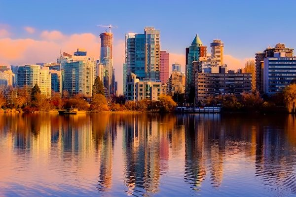 加拿大‧温哥华。(12019/CC/Pixabay)