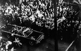 白宫:川普下令公布肯尼迪遇刺2800记录