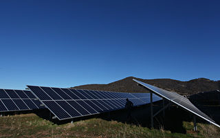 Williamsdale太陽能發電場建成揭幕