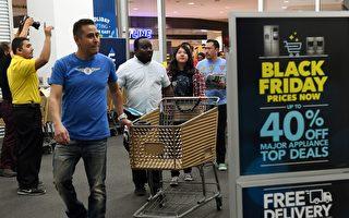 今年感恩節更多零售店不營業