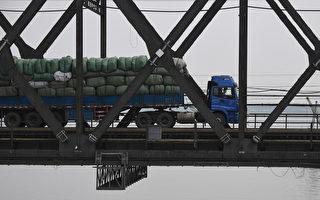 今年前三個季度 中共對朝鮮出口飆升20%