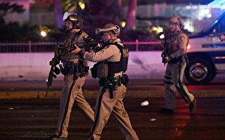 赌城枪案 警方为何花75分钟突破枪手房间?