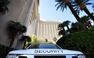賭城槍手掃射前6分鐘 曾向酒店保安開槍