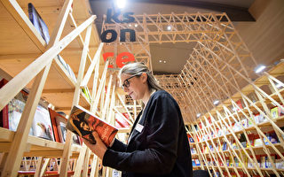 法蘭克福說法語 數碼時代的國際最大書展
