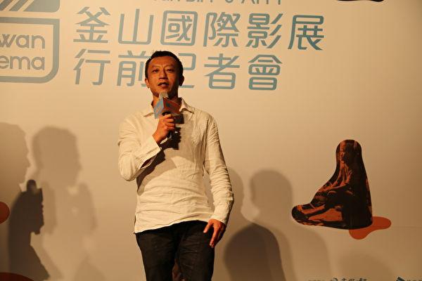 《血觀音》導演楊雅喆。(國家電影中心提供)