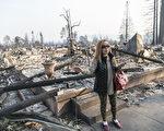 家園受大火肆虐變廢墟 北加州華人渴望重建