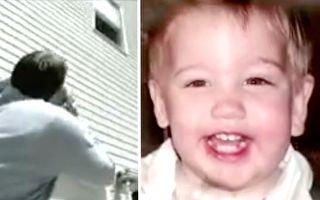 從2樓摔墜水泥地 2歲童全無恙:天使們抓住了我!