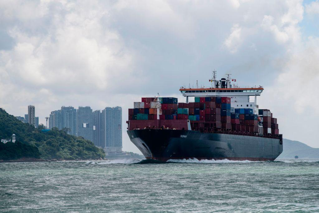 英媒:內外需疲弱 中國7月進出口降幅擴大