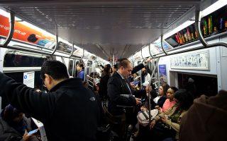 MTA撤E車座位增載客量