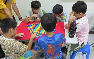 不插电的游戏  让小朋友增进反应能力