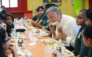 猶太裔學生要求公校供免費猶太餐