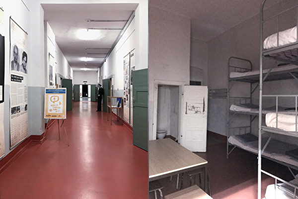 科特布斯監獄牢房。(大紀元)