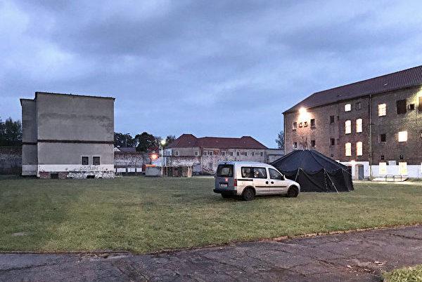 科特布斯監獄。(大紀元)