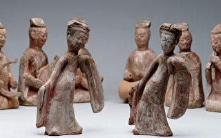 中國古代會歌舞的機器人 五臟俱全形似真人