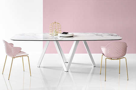 Cartesio Dining Table。(Voyager提供)