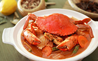 活血、通筋络 吃螃蟹必知的饮食宜忌