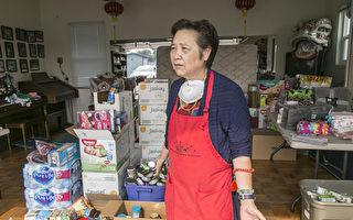 北加州大火圣塔罗莎50华人受灾 侨胞踊跃捐助