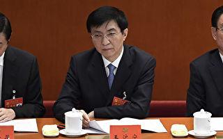 路透:中美贸易战致中共分裂 王沪宁成标靶