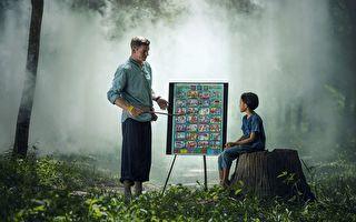 爸爸的智慧 每天只问孩子 4 句话 就能走进他的内心