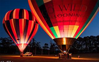 墨爾本熱氣球飛行套餐推薦