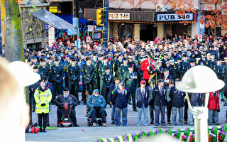 加拿大國殤日何處悼念英靈 大溫各地活動一覽