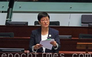 香港议员忧国歌法影响市民生活