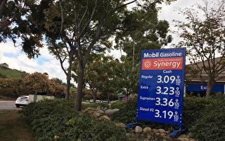 废除加州汽油税增税 公投征签启动