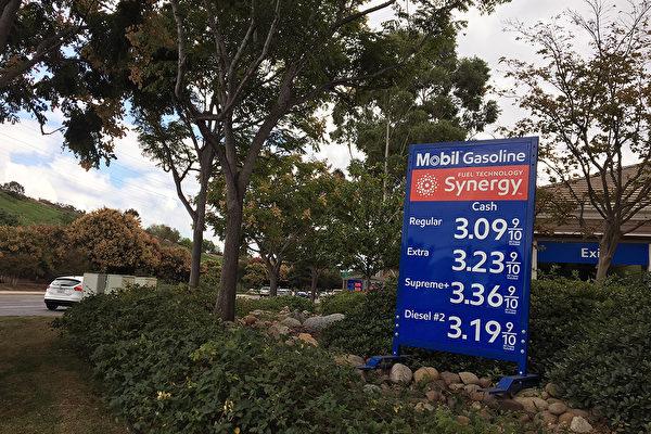 廢除加州汽油稅增稅 公投徵簽啟動