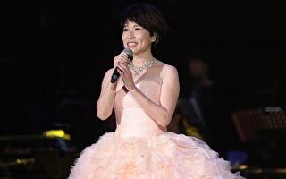 资深玉女歌手林慧萍再次站上大舞台,分别于11月3至4日接连两天,在台北国际会议中心开唱。(宜辰整合行销提供)