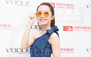 Lulu展演眼鏡 超模Gigi Hadid聯名設計