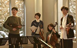 松隆子与满岛光主演《四重奏》将在台首播